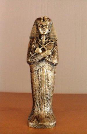 Tutankamon Figura En Resina