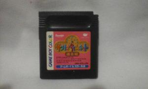 Un Cartucho De Game Boy Color