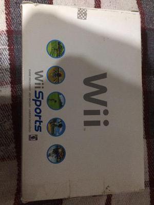 Wii Con 2 Controles Y 7 Juegos Seminuevo