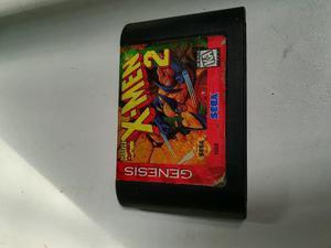 X Men 2 Sega Génesis