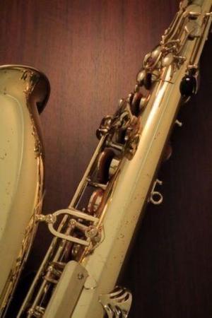 Yamaha yts 32 sax TENOR saxofón.