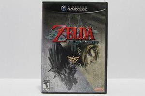 Zelda Twilight Princess Gamecube Consolas De Luigi