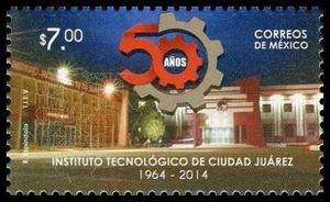 2014 50 Aniversario Instituto Tecnológico Ciudad Juárez