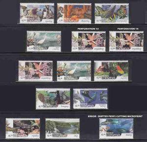 Mexico Conserva 2002-2005 Coleccion 51 Timbres Nuevos 4 Foto