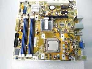 Motherboard Tarjeta Madre Para Pc Hp Dx