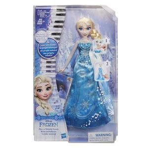 Muñeca Elsa Frozen Vestido Musical + Envio Gratis