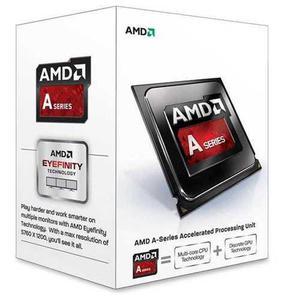Procesador Amd Apu A4 6300 3.9ghz 1mb 65w Graficos Radeon Hd