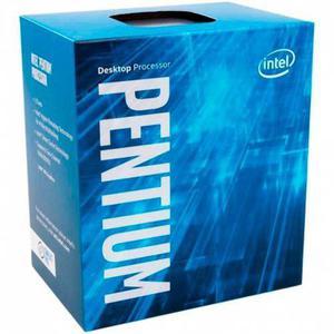 Procesador Intel Pentium G4560 3.5 Ghz 3mb Cache Socket 1151