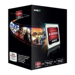 Procesador Para Pc Amd Apu A6 7400k11 - Amd A6, 3, 5 Ghz, 2,