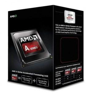 Procesador Para Pc Amd Apu A6 X4 Dual Core 6400, 3,9 Ghz
