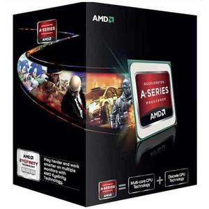 Rvsystem Oferta Procesador Amd Apu A4 6300 3.7ghz X 2 Fm2+