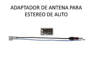 Adaptador Antena Radio Honda 2005 En Adelante Hon-a106