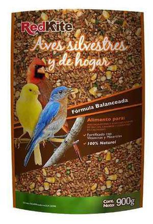 Alimento Para Aves Silvestres 900 Grs.
