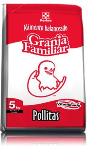 Alimento Para Pollos, Pollitas Y Patos Paquete Con 15 Kg