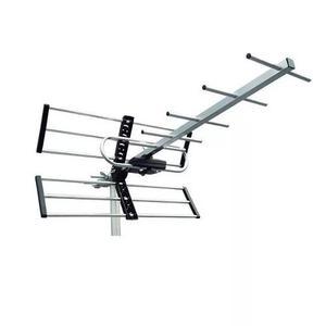 Antena Aerea De Alta Definicion Hd Link Bits Con Cable 10mts