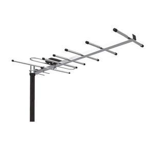 Antena Aerea Para Tv Television Exterior 6 Elementos Sanelec