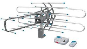 Antena Aérea Para Tv Giratoria 360 Grados A Control R 48115
