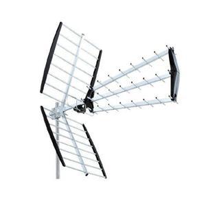 Antena Exterior Alta Definicion Recepcion 120km Adir 2291