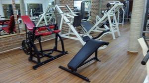 Aparatos de gym usados