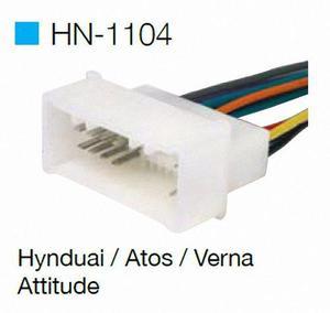 Arnes Y Adaptador Antena Attitude Verna Atos Hyundai Audio