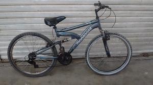 Bicicleta de Montaña Mongoose R26 Aluminio