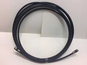 Cable Coaxial Para Antena De Tv Pantalla Hd Largo 10 Metros