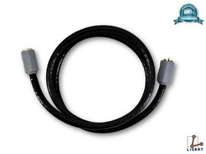Cable Para Antena Tv Coaxial 1.5 M Ct-10 Negro
