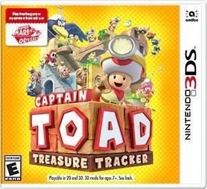 Captain Toad Treasure Tracker Para Nintendo 3ds A Meses