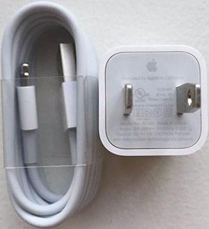 Cargador Iphone Lightning 1m Original Apple  X