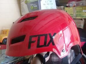 Casco fox, para ciclista, nuevo