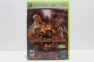 Circle Of Doom Xbox 360 Consolas De Luigi