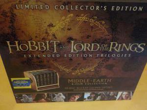 Colección Tierra Media El Señor De Los Anillos Y El Hobbit