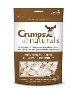 Crumps' Naturals Bocados De Pollo Para Mascotas