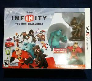 Disney Infinity Toy Box Challenge Para Nintendo 3ds Nuevo