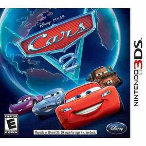 Disney Pixar Cars 2: El Videojuego Para Nintendo 3ds