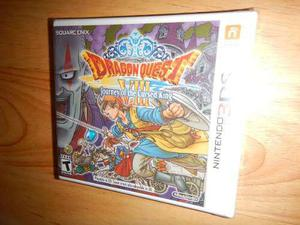 Dragon Quest 8 Viii Journey Nintendo 3ds Nuevo Y Sellado