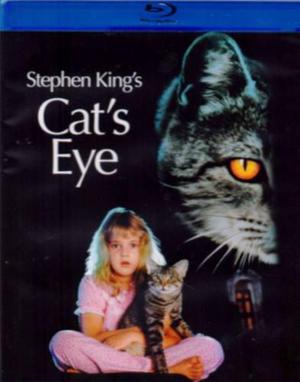 El Ojo De Gato Cats Eye Stephen King Pelicula Blu-ray