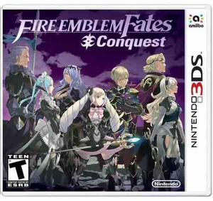 Fire Emblem Fates Conquest Para Nintendo 3ds En Start Games