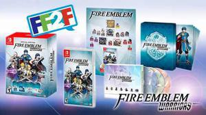 Fire Emblem Warriors Edición Especial - Sin Juego Nintendo
