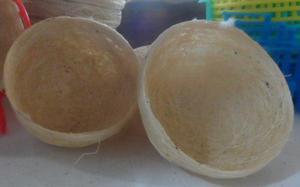 Fondo De Ixtle Para Para Nido De Plástico 20 Piezas
