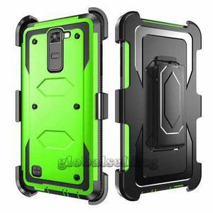 For Lg G Stylo 2/ Ls775-bright Green-para Lg Teléfonos