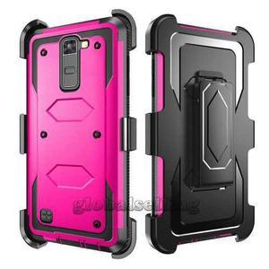 For Lg G Stylo 2/ Ls775-purple-para Lg Teléfonos A