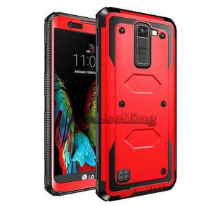For Lg Phoenix 3 - Rojo - Para Lg K Teléfono