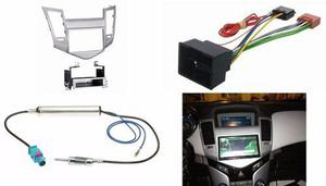 Frente Adapt. Antena Y Arnes Chevrolet Cruze Año 2010 A