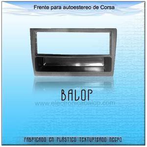 Frente Estéreo Corsa O Meriva Adaptador De Antena Y Arnés