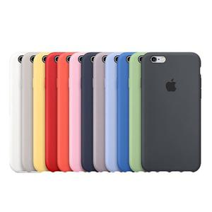Funda Iphone 6 6s 7 8 Plus X Xs Xr Case Silicon Protector
