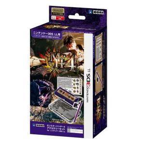 Juego De Accesorios Monster Hunter 4 Para Nintendo 3ds Ll