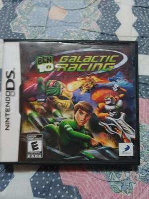 Juego De Nintendo Ds Ben 10 Galactic Racing