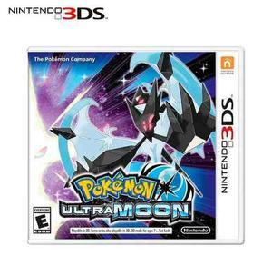Juego Fisico Pokemon Ultra Moon Nintendo 3ds Nintendo 2ds