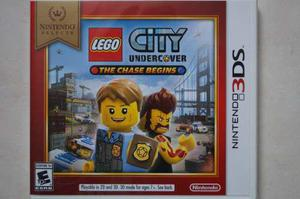 Juego Lego City Undercover Nintendo 3ds. Nuevo Oferta!!!